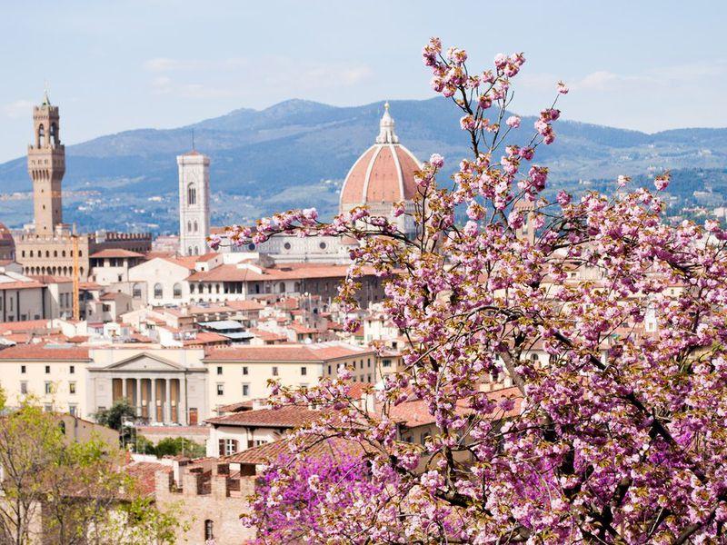 Экскурсия Флоренция: знакомство с «Цветущей»