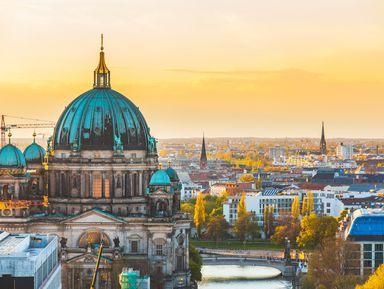 Онлайн-прогулка «Берлин — микс старого и нового»
