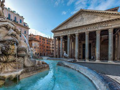 Пешком по Риму: сквозь время и эпохи
