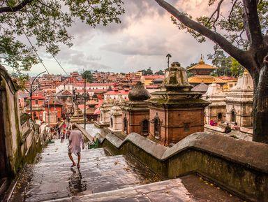 Влюбиться в Катманду за один день!