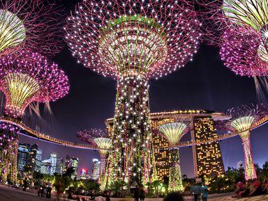 Большое знакомство с Сингапуром