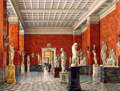 """Экскурсия """"И боги были детьми! Детская экскурсия по Античным залам Эрмитажа"""": фото"""