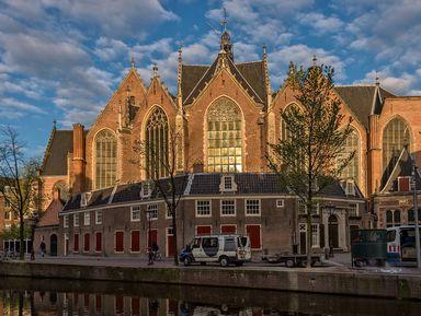 Обархитектуре Амстердама иего знаменитых жителях