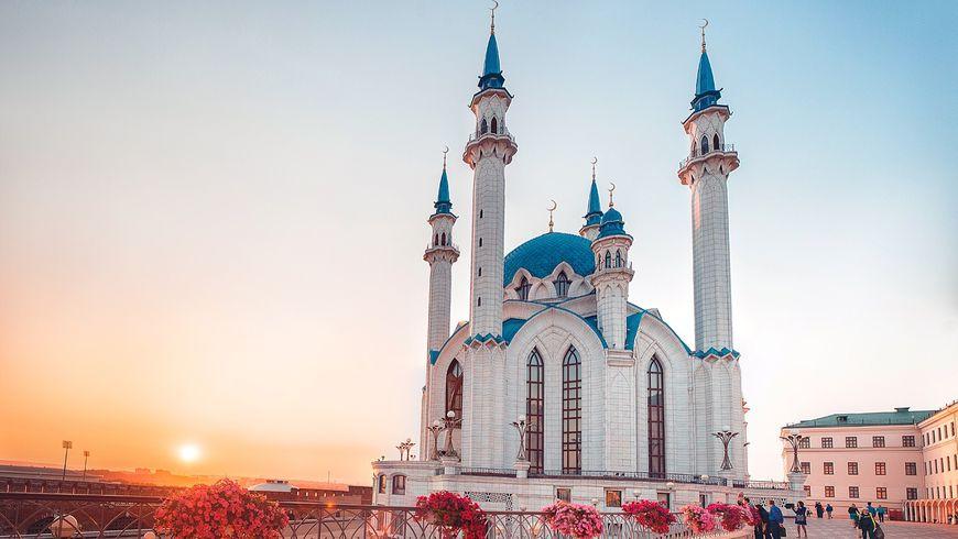 Обзорная прогулка по центру Казани