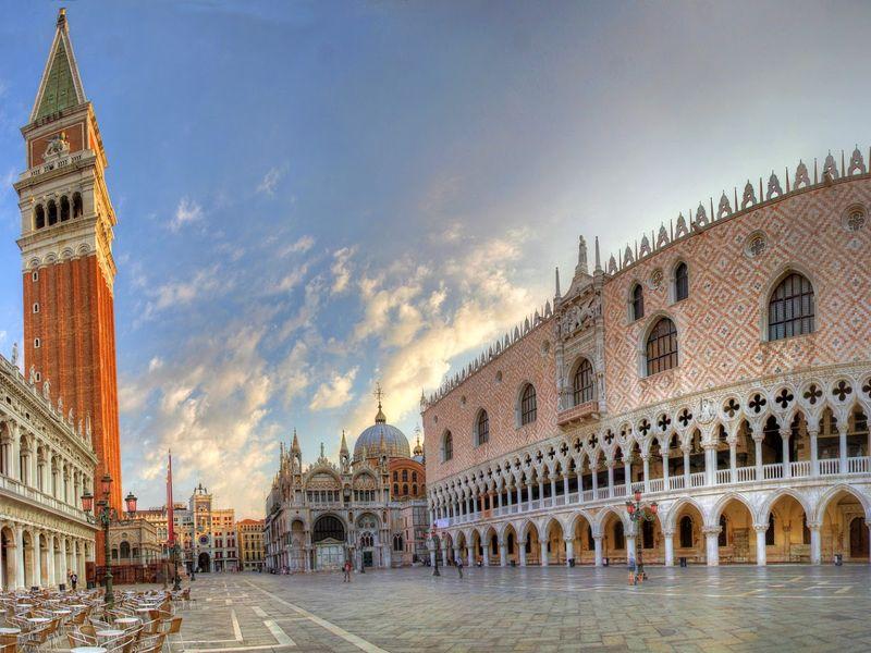 Фото: Живая Венеция