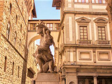 Цветущая «Firenze laBella»— прогулка постолице Тосканы