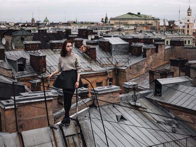 """Экскурсия """"Крыши Петербурга"""": фото"""