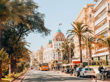 Экскурсия в Ницце: Ежедневная прогулка по Ницце