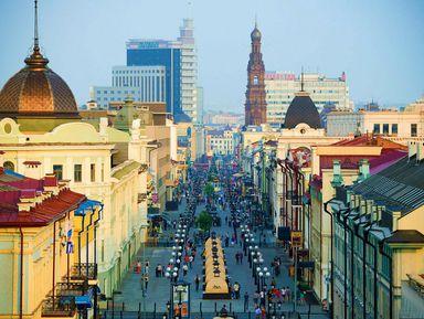 Улица Баумана, или казанский Арбат