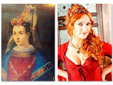 Великолепный век: правдивая история султана Сулеймана и Роксоланы