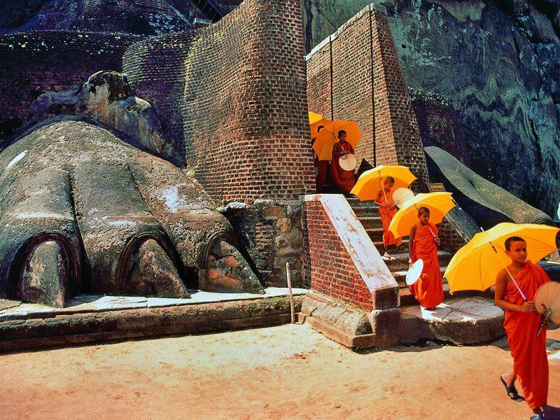 Экскурсия Must-see места Цейлона