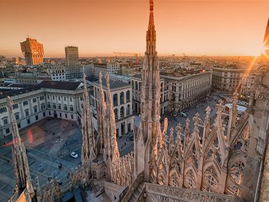 Влюбиться в Милан за три часа