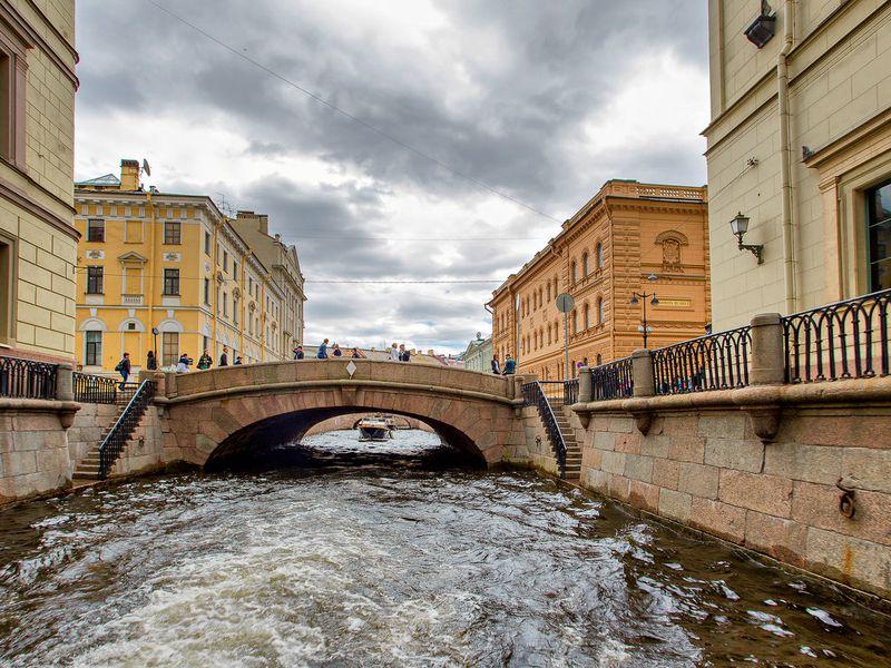 Экскурсия Петербург Достоевского