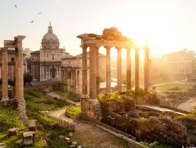 Рим для интровертов