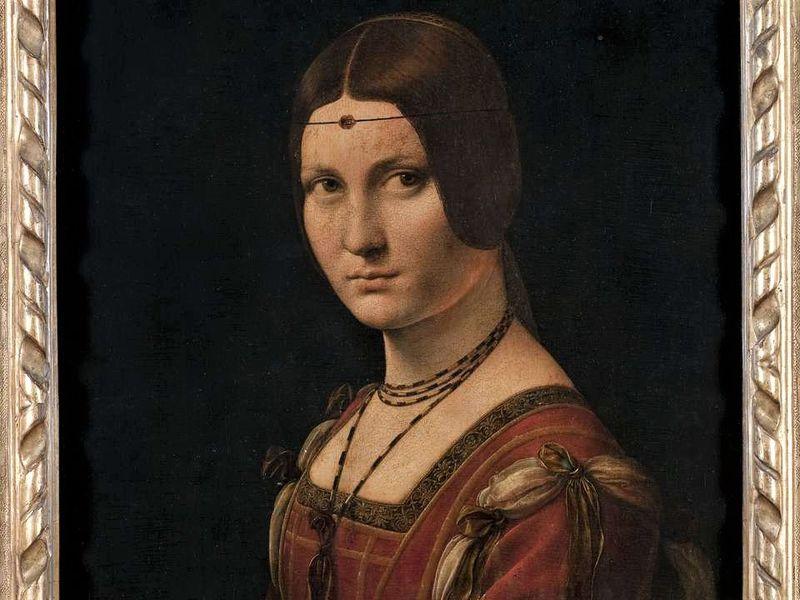 Первое посещение Лувра + вход на выставку Леонардо да Винчи