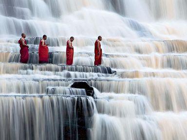 Из Нячанга в Далат: буддийские храмы и водопад Понгур