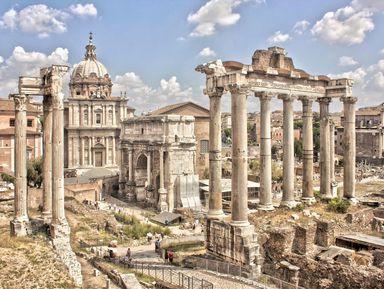 Рим от Античности до Средневековья
