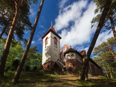 Балтийское побережье— впоисках сокровищ