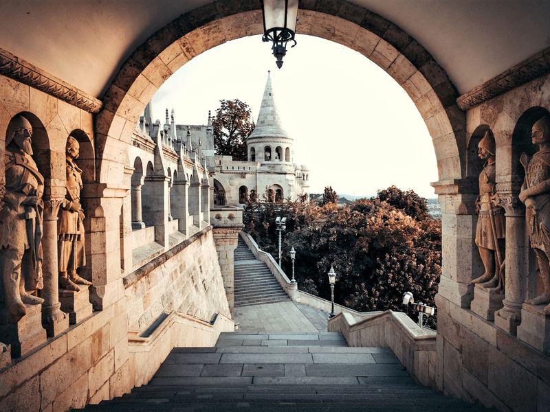 Экскурсия Будапешт с первого взгляда