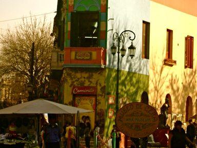 Экскурсии и гиды - Буэнос-Айрес