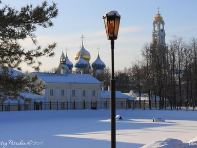 История Троице-Сергиева монастыря