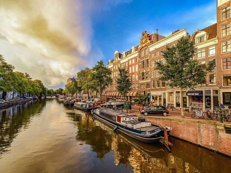 Экскурсия Только своды, сАмстердамом на«ты»!