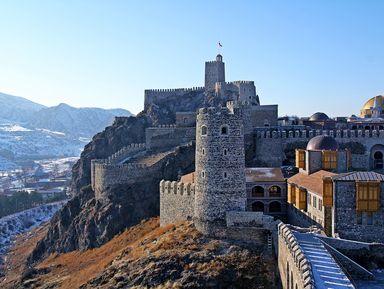 Боржоми и Рабат — прогулка в средневековье