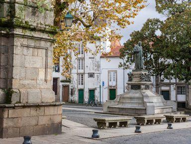 Добро пожаловать в Сантьяго-де-Компостела!