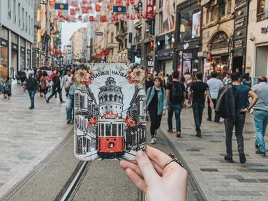 Ивсё это— Стамбул!
