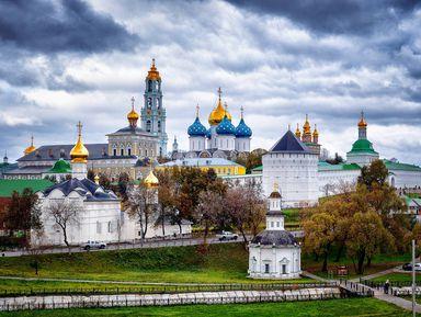 Обзорные и тематические экскурсии в городе Сергиев Посад