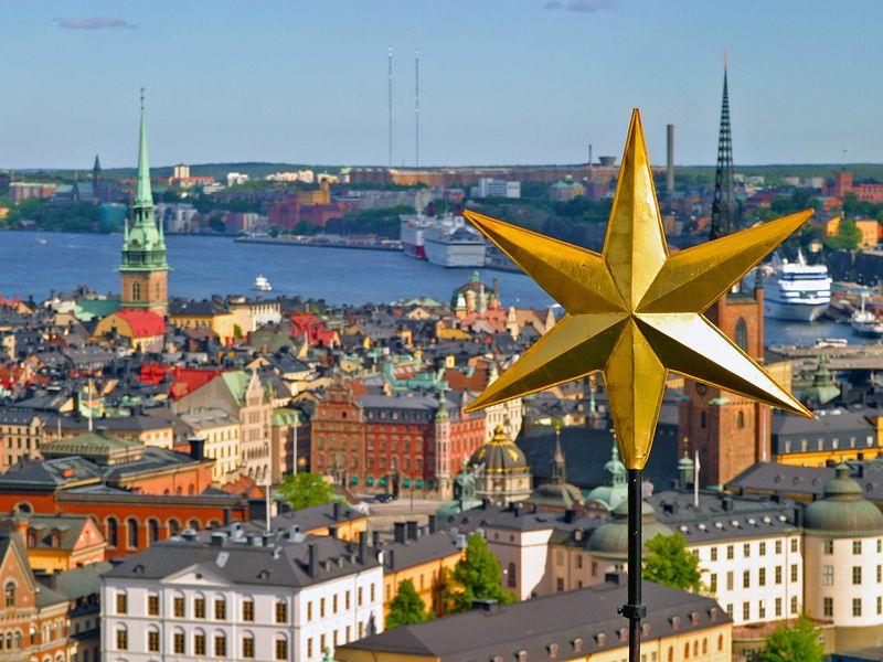 Экскурсия 10 островов Стокгольма