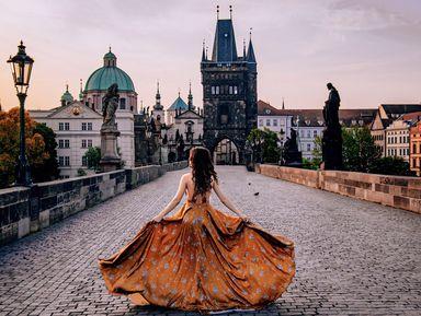Душевная фотопрогулка поутренней Праге