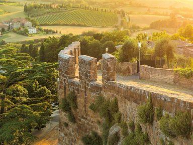 Орвието — архитектура и прекрасное вино