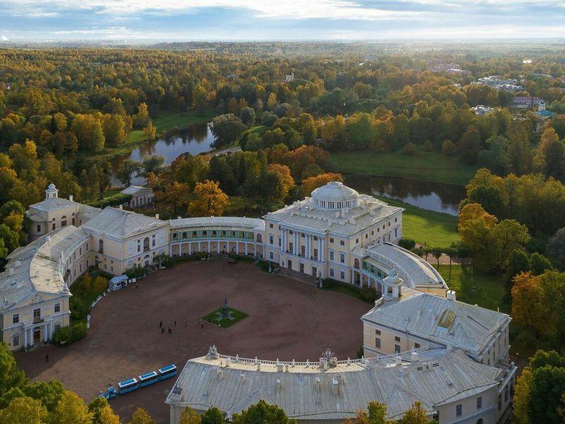 Экскурсия Пушкин и Павловск за один день