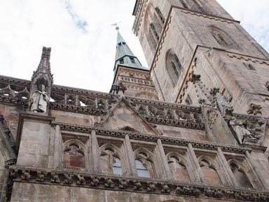 Экскурсии и гиды - Нюрнберг