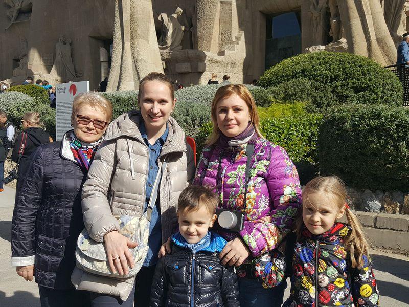 Экскурсия О Барселоне детям