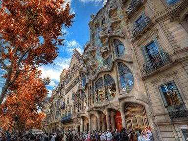 Ежедневная прогулка по Барселоне