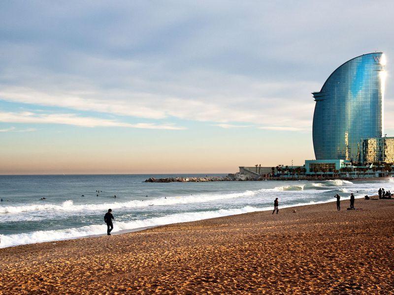 Экскурсия Барселона и Море