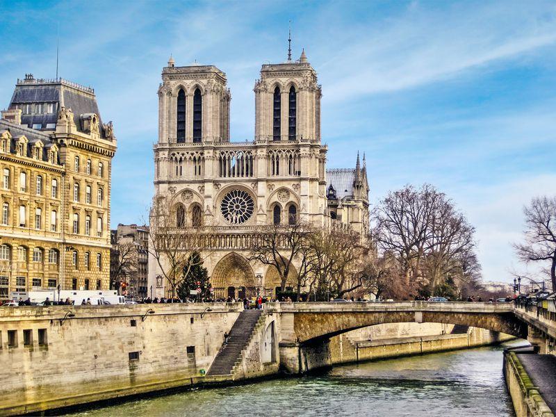 Экскурсия Знакомьтесь, Париж!