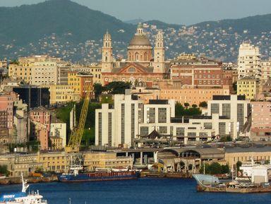 Авторская обзорная экскурсия по историческому центру Генуи