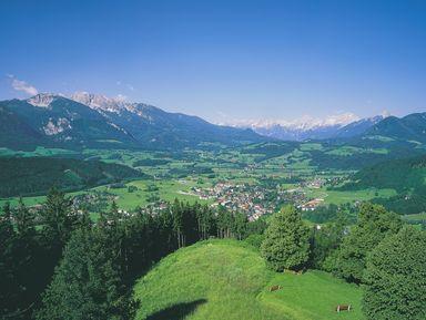 Один день в венских Альпах