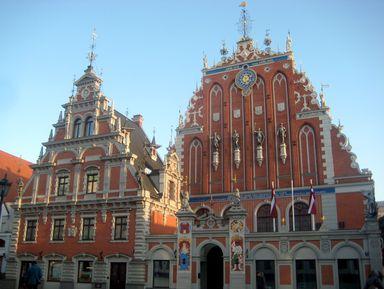 Большой обзор Риги: самые интересные места за 4 часа