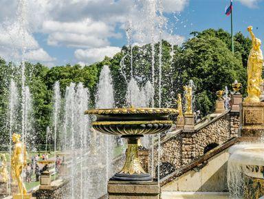 """Экскурсия """"Петергоф: фонтаны и другие шедевры Нижнего парка"""": фото"""