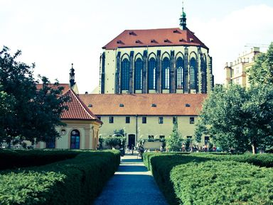Познакомиться с Прагой за два дня. Часть первая