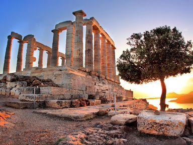 Прекрасная Аттика и храм Посейдона