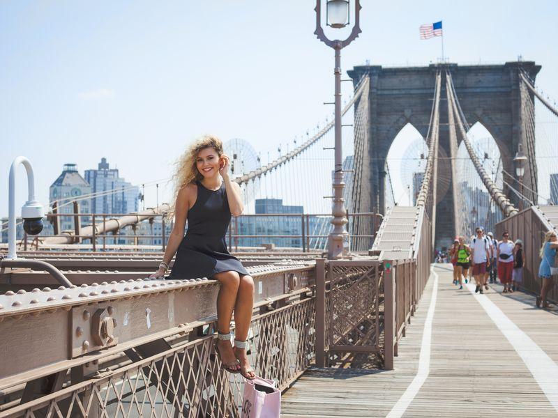 Экскурсия Фотосессия в сердце Нью-Йорка