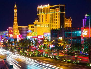 Все краски Лас-Вегаса