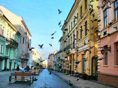Экскурсии и гиды - Черновцы