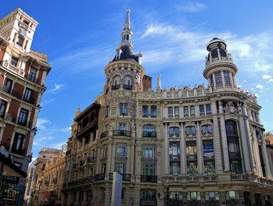 Величественный Мадрид