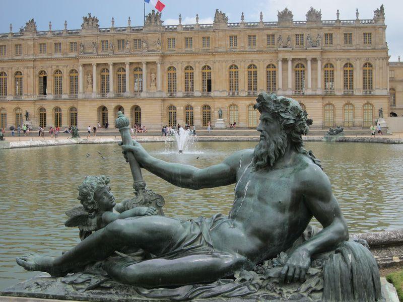 Экскурсия Версальский дворец, или вслед за мечтой Короля Солнца